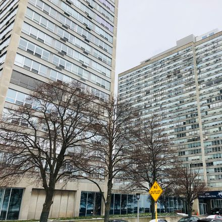 Rent this null bed condo on The Newport in 4800 South Chicago Beach Drive, Chicago