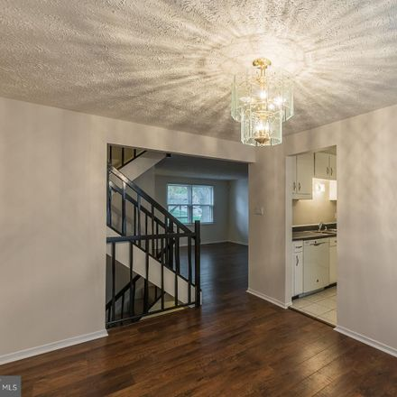 Rent this 3 bed townhouse on 309 James Street in Falls Church, VA 22046