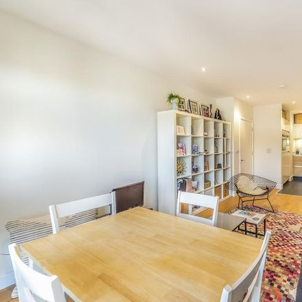 Rent this 1 bed apartment on Landmann Point in 6 Peartree Way, London SE10 0HY