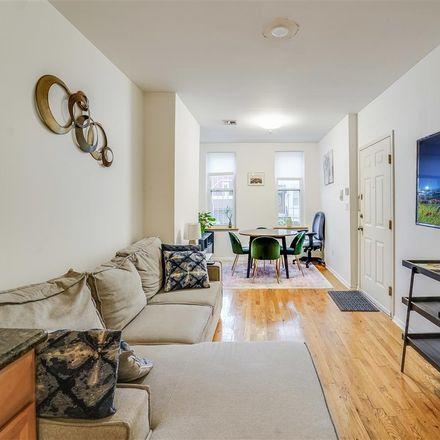 Rent this 1 bed apartment on 420 Monroe Street in Hoboken, NJ 07030