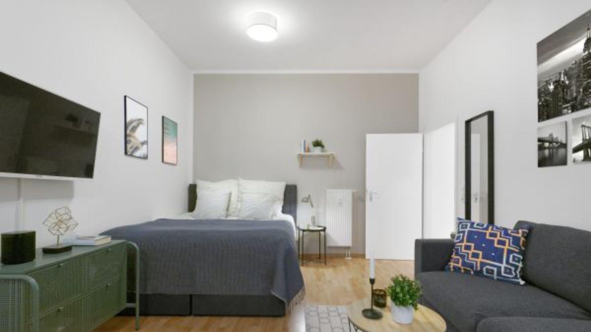 1 bed apartment at Sonnenburger Straße 66, 10437 Berlin ...