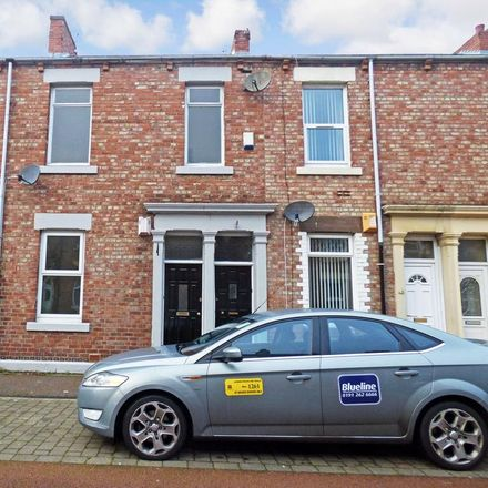 Rent this 2 bed apartment on Seymour Street in North Tyneside NE29 6SS, United Kingdom