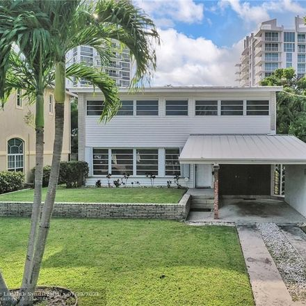 Rent this 3 bed house on 2805 Center Avenue in Fort Lauderdale, FL 33308