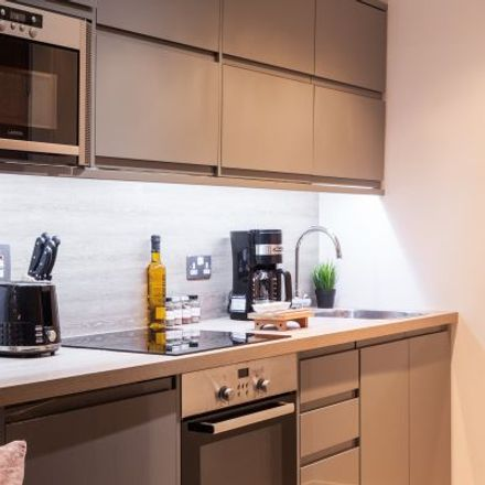 Rent this 3 bed apartment on Bone Daddies Shackfuyu in 14a Old Compton Street, London W1D 4TH