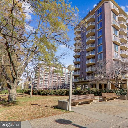 Rent this 1 bed condo on N Street Southwest in Washington, DC 20024