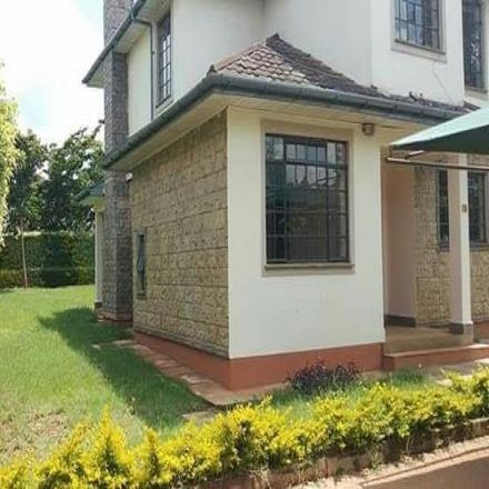 Rent this 4 bed townhouse on Fourways in Kiambu County, 00100 -21613