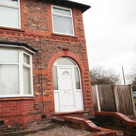 Rent this 1 bed room on Ripley Street in Warrington WA1, United Kingdom