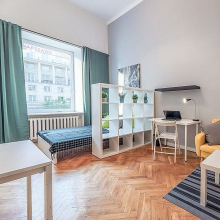 Rent this 3 bed room on Aleje Jerozolimskie 31 in 00-508 Warsaw, Poland