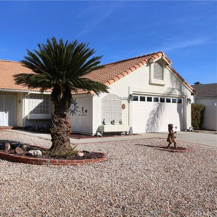 Rent this 3 bed house on 30028 Pebble Beach Drive in Menifee, CA 92586