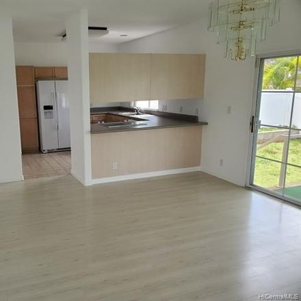Rent this 3 bed house on Pahaku St in Mililani Town, HI