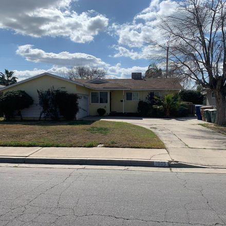 Rent this 3 bed house on 1605 Rosalia Drive in Bakersfield, CA 93304