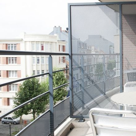 Rent this 2 bed apartment on Avenue de Roodebeek - Roodebeeklaan 125 in 1030 Schaerbeek - Schaarbeek, Belgium