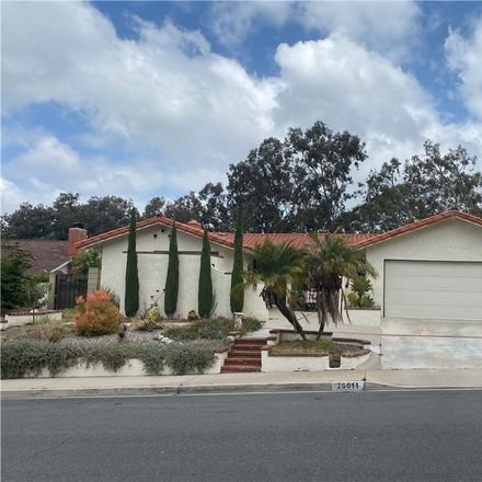 Rent this 4 bed house on 26611 Matias Drive in Mission Viejo, CA 92691
