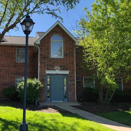 Rent this 2 bed townhouse on 1373 Cunat Court in Lake in the Hills, IL 60156
