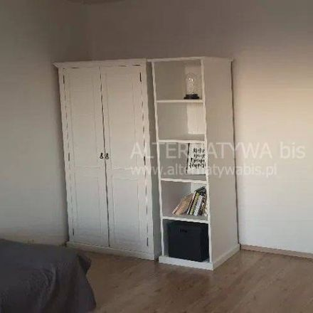 Rent this 1 bed apartment on Zygmunta Wojciechowskiego 33 in 60-681 Poznań, Poland