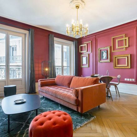 Rent this 1 bed apartment on Rue du Président Carnot in 69002, Lyon