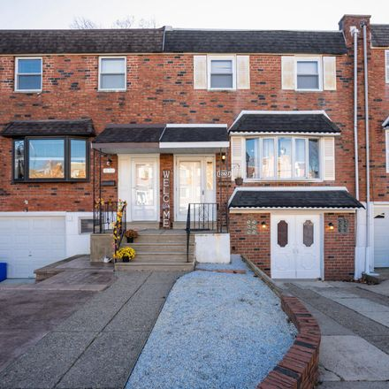 Rent this 3 bed townhouse on 12827 Cabell Road in Philadelphia, PA 19154