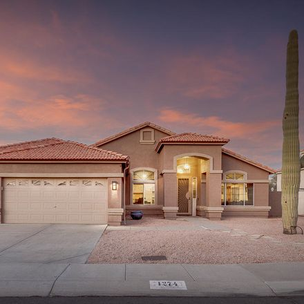 Rent this 4 bed house on 1274 East Lake Drive in Gilbert, AZ 85234