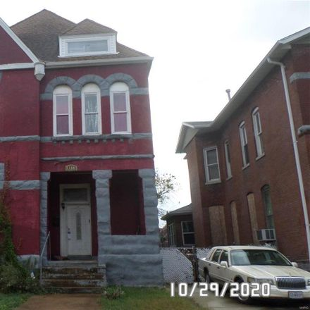 Rent this 5 bed house on 4180 West Belle Place in St. Louis, MO 63108