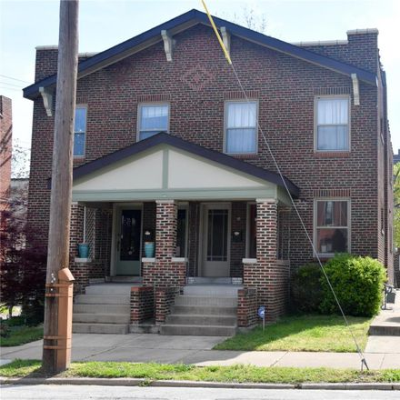 Rent this 2 bed house on 3418 Wisconsin Avenue in City of Saint Louis, MO 63118