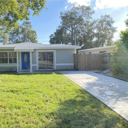 Rent this 3 bed house on 7144 35th Avenue North in Saint Petersburg, FL 33710