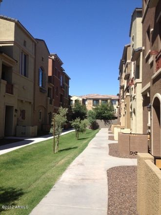 Rent this 2 bed townhouse on 900 South 94th Street in Chandler, AZ 85224