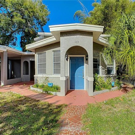 Rent this 3 bed house on 113 West Wilder Avenue in Tampa, FL 33603