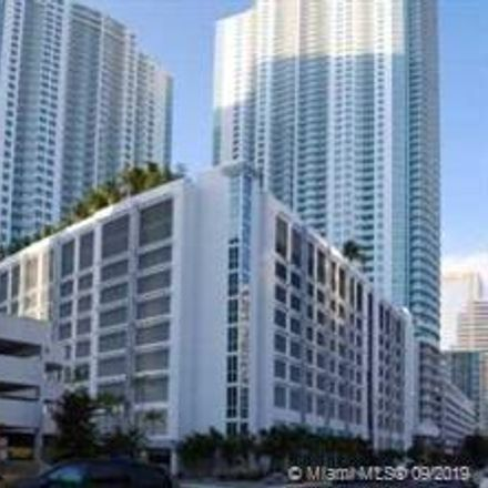 Rent this 2 bed condo on 950 Brickell Bay Drive in Miami, FL 33131