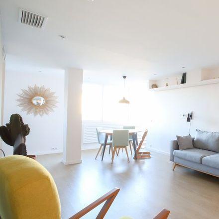 Rent this 1 bed apartment on Plaça d'Emilio Attard in 46021 Valencia, Spain