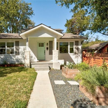 Rent this 3 bed house on 3312 Cherrywood Road in Austin, TX 78722