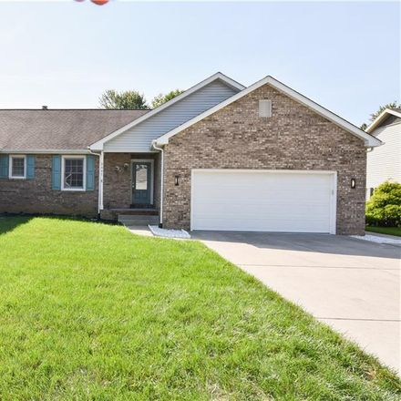 Rent this 4 bed house on 6047 Chinkapin Drive in Columbus, IN 47201