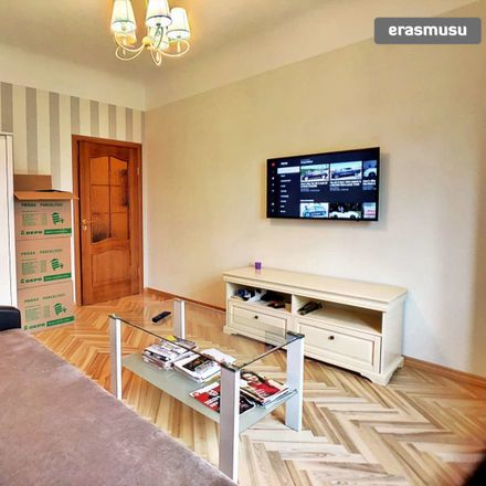 Rent this 1 bed apartment on Brīvības iela 148 in Riga, LV-1012