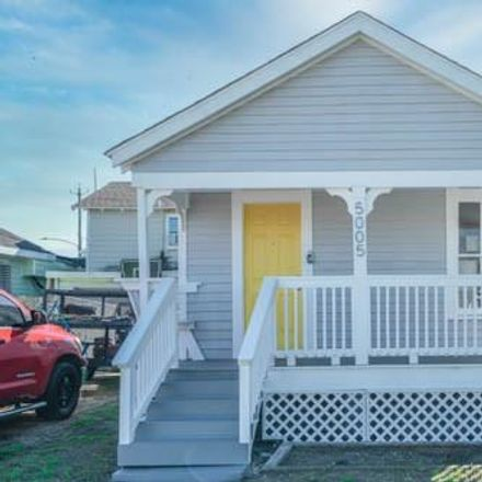 Rent this 2 bed house on 5005 Avenue K in Galveston, TX 77551
