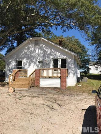 Rent this 3 bed house on E 2nd St in Wendell, NC