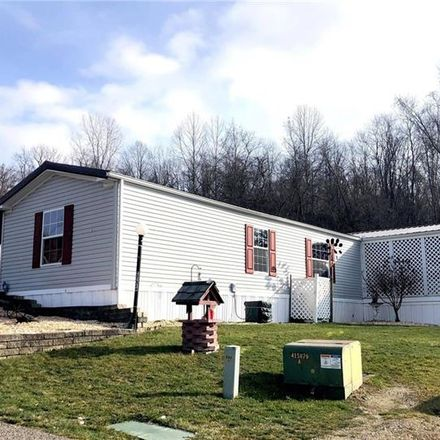 Rent this 3 bed house on Mingo Park Ests in Finleyville, PA