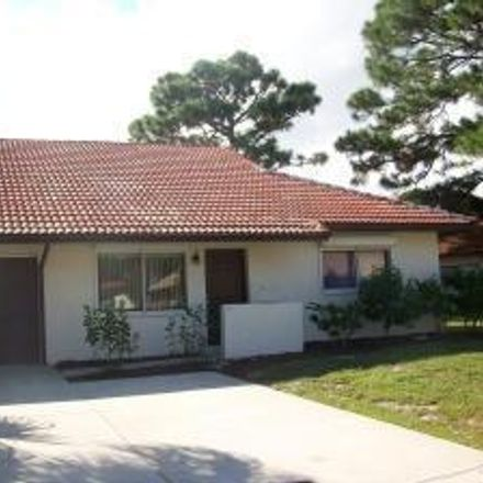 Rent this 3 bed apartment on 624 Casa Grande Dr in Melbourne, FL