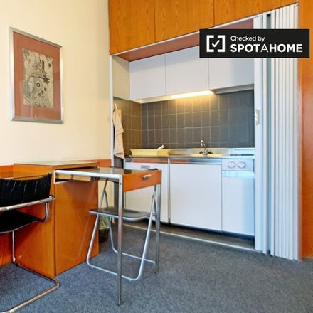 Rent this 0 bed apartment on Via privata Miramare in 20128 Milan Milan, Italy