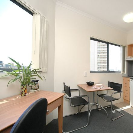 Rent this 1 bed apartment on 1003/108 Margaret Street