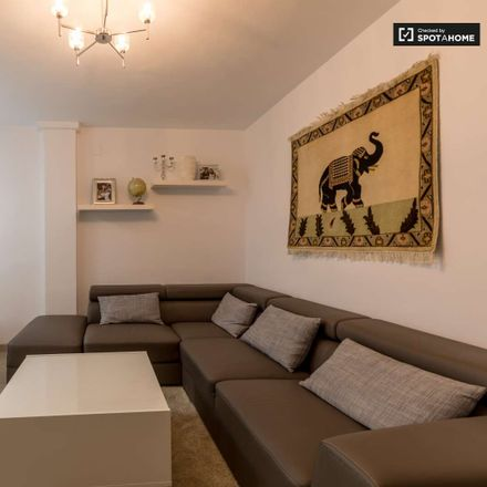 Rent this 1 bed apartment on Carrer de Baldoví in 4, 46002 Valencia