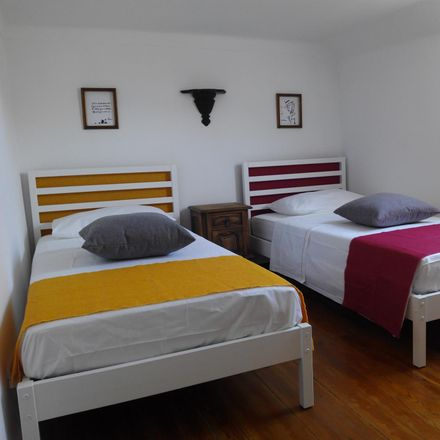 Rent this 3 bed room on Museu Miguel Bombarda in Rua da Cruz da Carreira, 1150-137 Lisbon