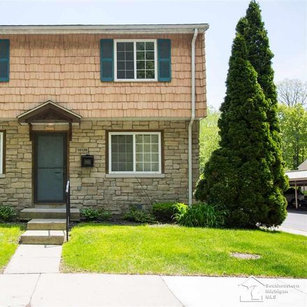 Rent this 3 bed townhouse on W Village Rd in Dearborn, MI