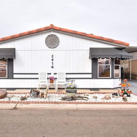 Rent this 3 bed house on West del Plata Lane in Yuma, AZ 85364