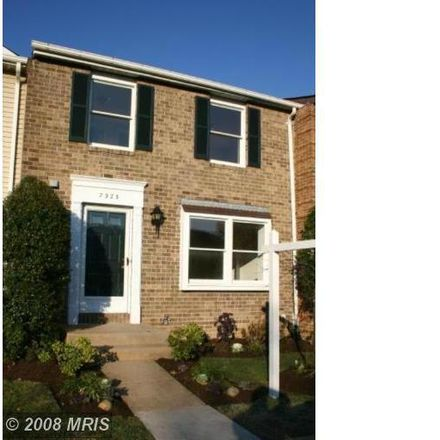 Rent this 3 bed townhouse on Tyson Oaks Cir in Vienna, VA