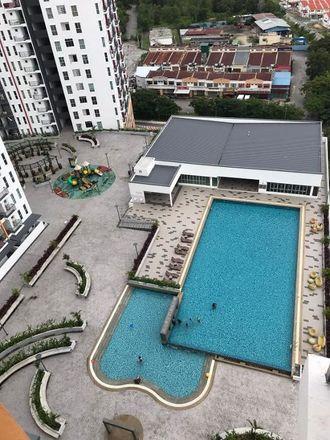Rent this 3 bed apartment on Ascotte Boulevard in Jalan Bandar Rinching 5-6, Hulu Langat