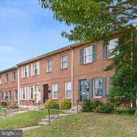 Rent this 2 bed townhouse on 1801 West 5th Street in Wawaset Park, Wilmington