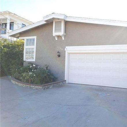 Rent this 4 bed house on 1720 Gates Avenue in Manhattan Beach, CA 90266