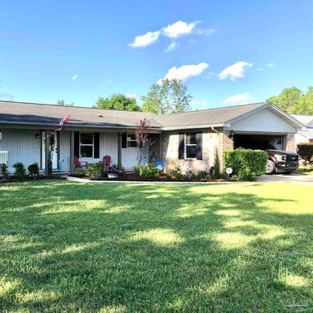 Rent this 3 bed house on Stefani Cir in Cantonment, FL