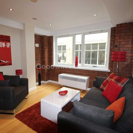 Rent this 1 bed apartment on Debenhams in Bridgewater Place, Manchester M4 1QF