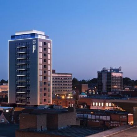 Rent this 1 bed apartment on 15 York Road in Maidenhead SL6 1SQ, United Kingdom