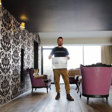 Rent this 0 bed apartment on Avenue d'Auderghem - Oudergemlaan 256 in 1040 Etterbeek, Belgium